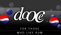 dooce.com Masthead for February 4, 2002 by Heather B. Armstrong titled For Those Who Like Rum