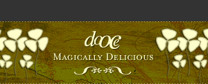 dooce.com Masthead for March 12, 2002 by Heather B. Armstrong titled Magically Delicious