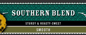 dooce.com Masthead for April 9, 2002 by Heather B. Armstrong titled Southern Blend: Sturdy & Roasty Sweet