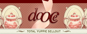 dooce.com Masthead for March 19, 2003 by Heather B. Armstrong titled Total Yuppie Sellout