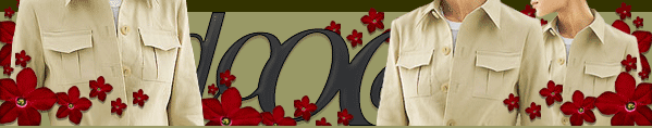 dooce.com Masthead for March 30, 2003 by Heather B. Armstrong titled untitled (women in shirts,red flowers)