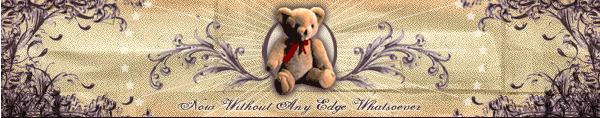 dooce.com Masthead for September, 2003 by Heather B. Armstrong titled Now Without Any Edge Whatsoever