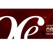 dooce.com Masthead for December, 2006 by Heather B. Armstrong titled Certified Organic Free Range