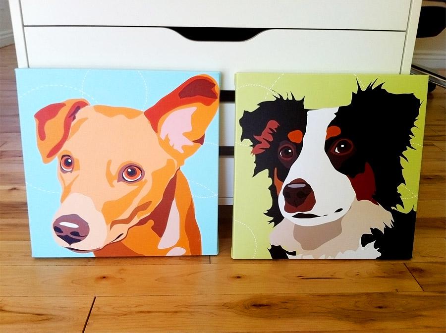 7698af2c2f48e Custom pet portraits
