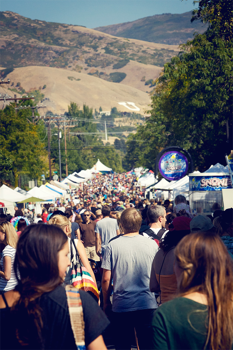 shot by Heather B. Armstrong for dooce.com at the Avenues Street Fair in Salt Lake City, Utah.