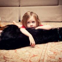 photo of Marlo and Coco by Heather B. Armstrong for dooce.com
