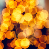 bokeh photo by Heather B. Armstrong for dooce.com