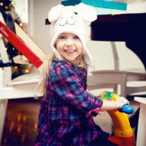 Marlo bunny hat