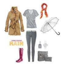 forecasting rain