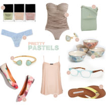 more pretty pastels