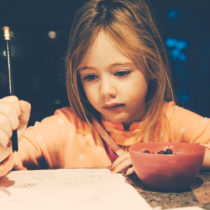 marlo homework kindergarten